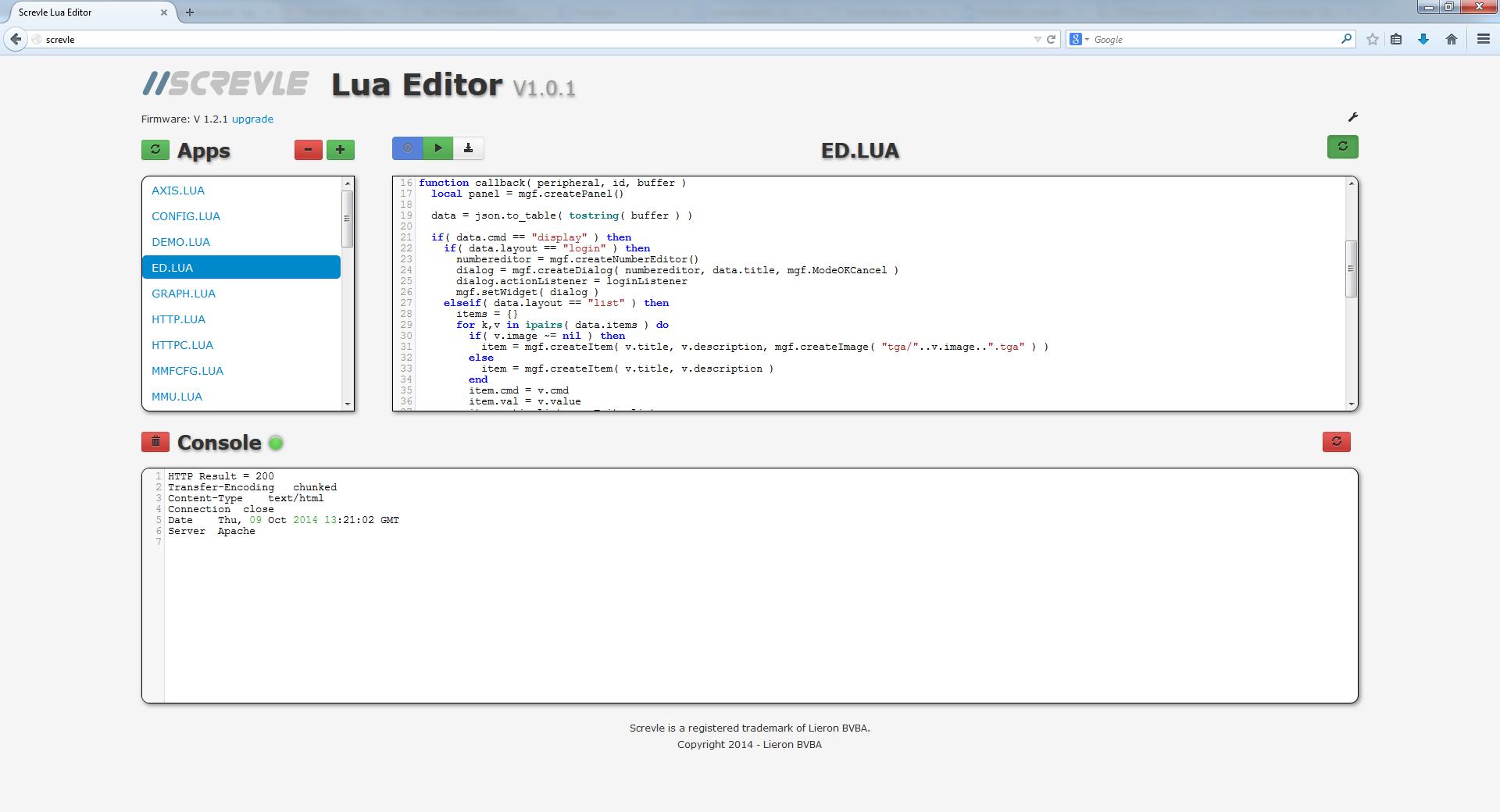 Screvle | Software_old